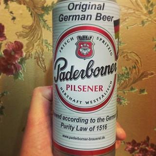 Средняя карбонизация, легкая кислость, вкус ровный, нордический. Вполне себе ариец :) #beer