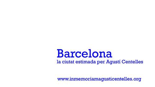 Barcelona, la ciutat estimada i fotografiada por Centelles. by Octavi Centelles