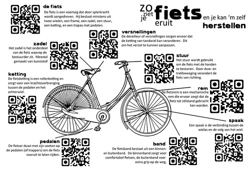 2013-04 - QR - fiets herstellen