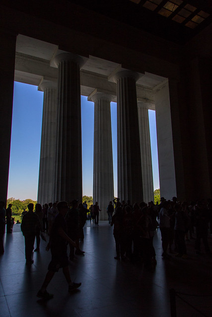 Through the Columns