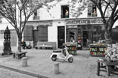 Rue de la Bûcherie
