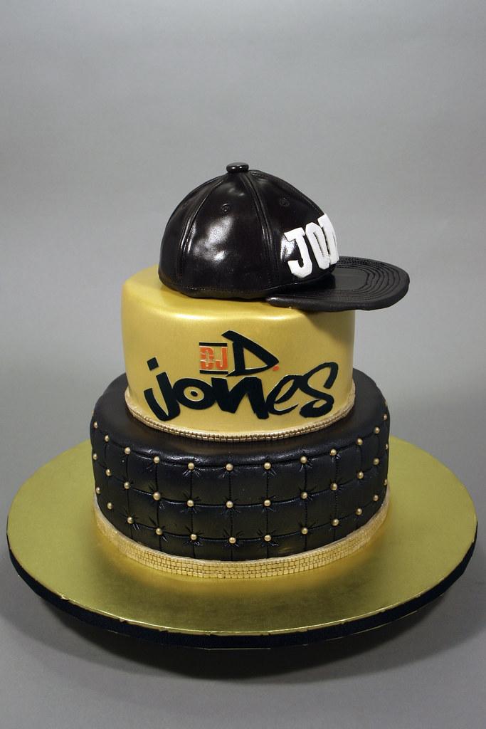 Dj Birthday Cake A Photo On Flickriver