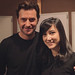 Richard Armitage & Joy Smith