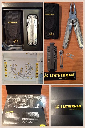 Leatherman Charge by ARMERIA AL-ANDALUS 952773680 MARBELLA