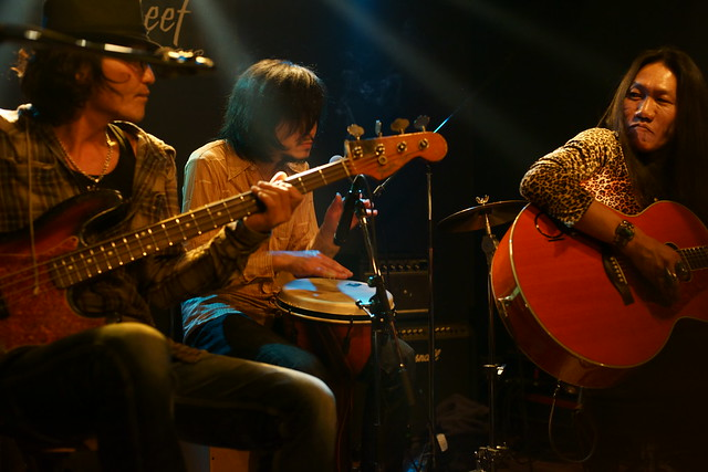 ROSE HIP GARDEN live at Reef, Tokyo, 20 Mar 2014. 089