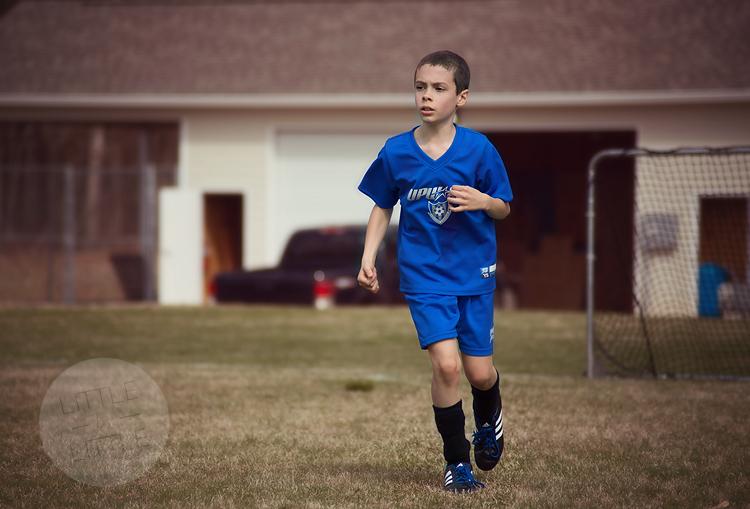 Aidan soccer