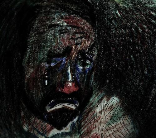 Me As Sad Clown