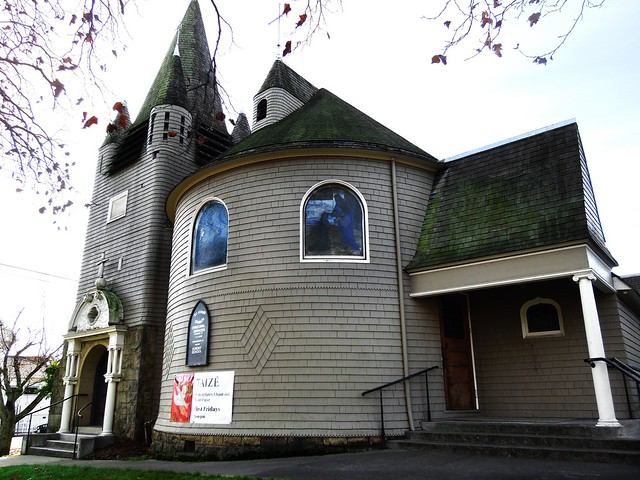 St. John's Episcopal Church - 40 5th Street, Petaluma, CA