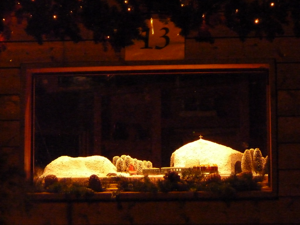 2009-12 Weihnachtsfensterneues Album