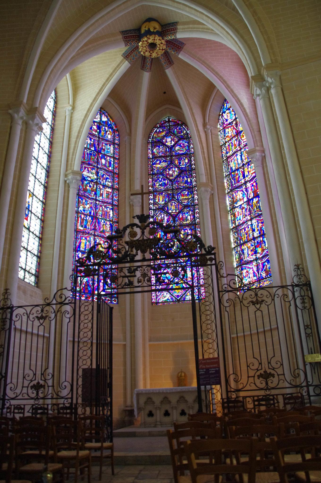 世界遺產 法國 沙特爾大教堂(Cathédrale Notre-Dame de Chartres)