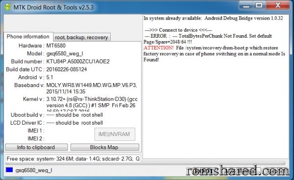 Chia sẻ - Rom Samsung S7 G930F MT6580 U1652HB | Diễn Đàn