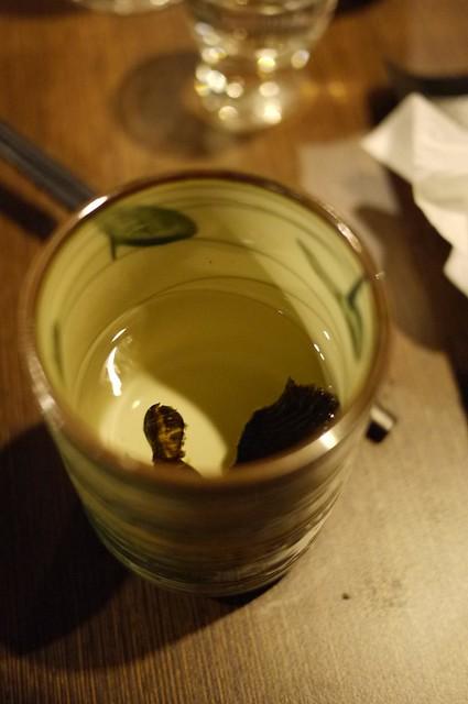 河豚魚翅酒