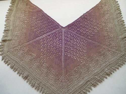 002 Wicked Shawl