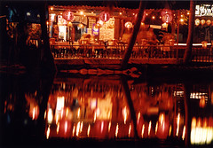 cafe on the river, Hoi An (Vietnam) by Al Varty