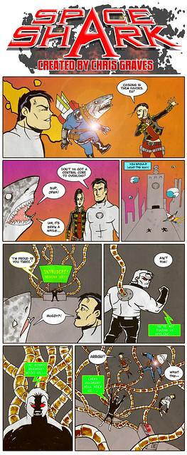 SPACE SHARK 37