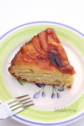 karamelli elmalı kek (3) by saliha.erozan_binbirçeşni