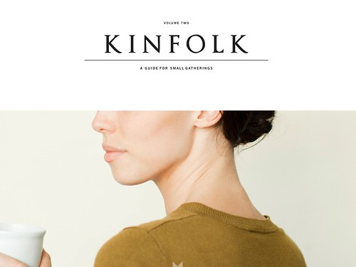 Kinfolk iPad Cover Issue 2