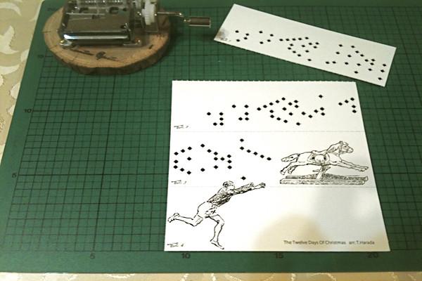 PLAY FOR TOHOKU 〜遊びを東北へ!紙巻き式オルゴールを贈ろう〜08