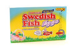 Swedish Fish Eggs Box