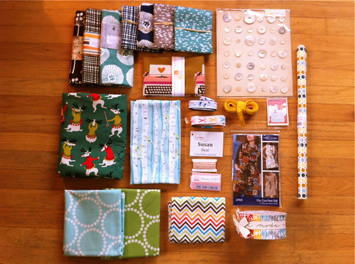 everything I bought at Sew Expo