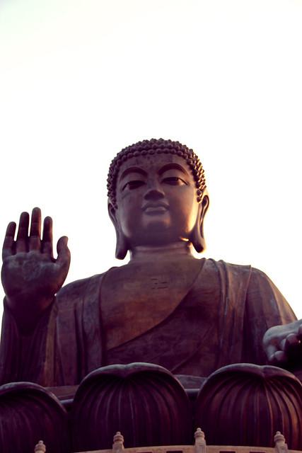 A_Tian Tan Buddha