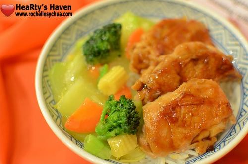 Yoshinoya Tokyo Chicken