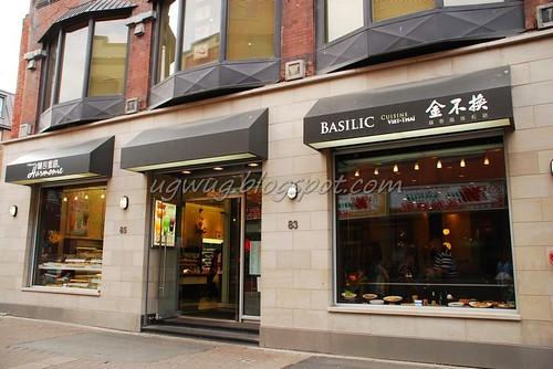 Restaurant Basilic