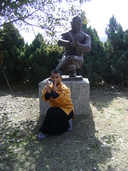 Tue, 15/03/2011 - 07:38 - INDIAN WARRIOR SHAOLIN SHIFU KANISHKA IN SHAOLIN TEMPLE Shaolin Kung Fu India