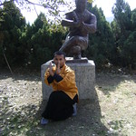 INDIAN WARRIOR SHAOLIN SHIFU KANISHKA IN SHAOLIN TEMPLE Shaolin Kung Fu India