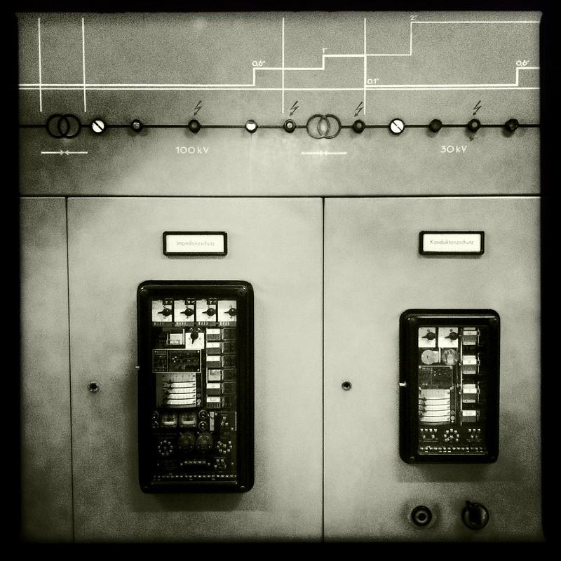 electricity, deutsches museum, munich