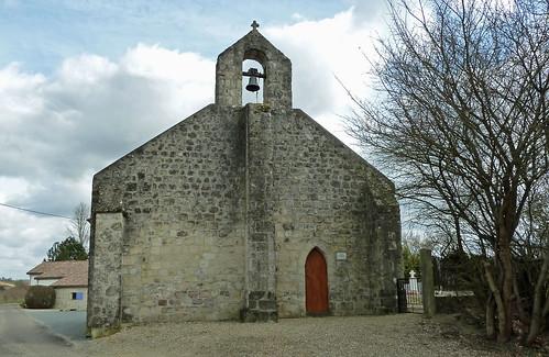 Vares - L'Eglise Sainte Marthe de Vares 01