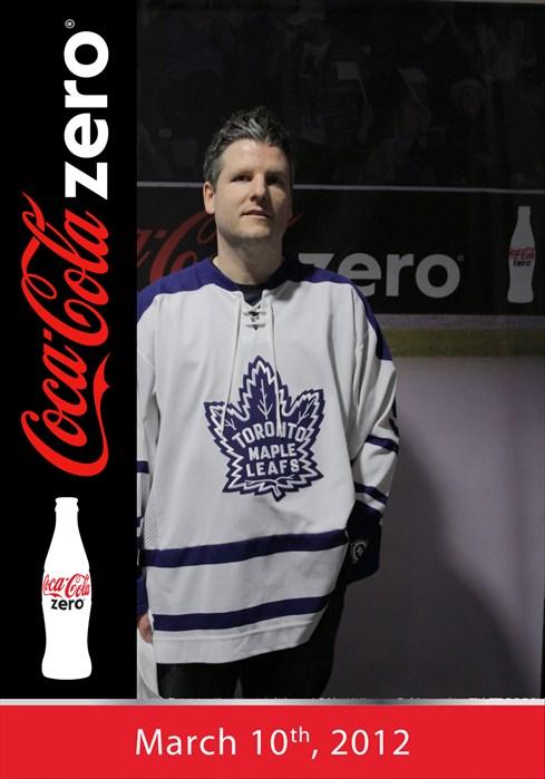 Fwd: Coca-Cola Zero Impossible Made Possible