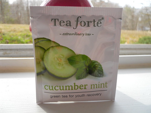 Tea Forte Cucumber Mint