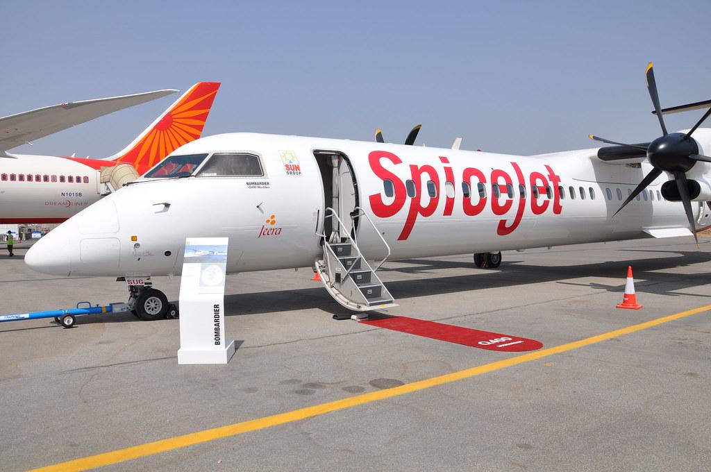 SpiceJet to start Porbandar – Mumbai – Porbandar daily flight from July 10