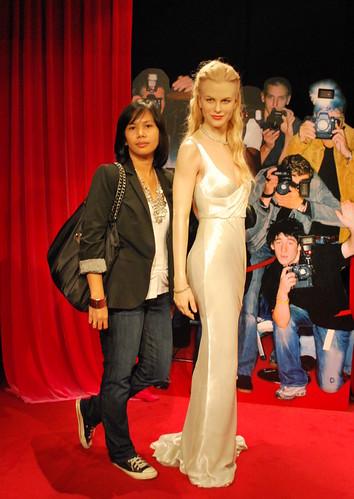 Nicole Kidman Wax