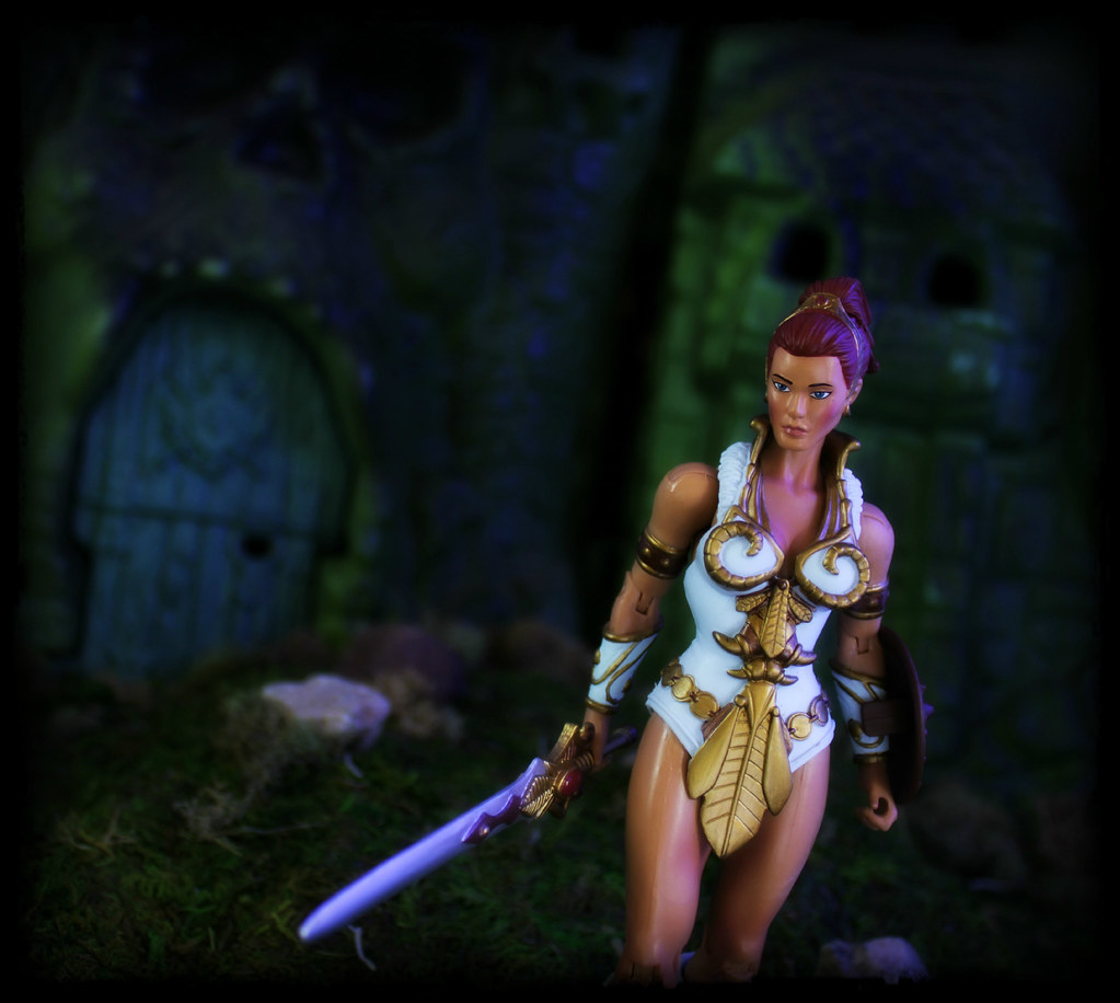 Masters of the Universe Classics - Teela - a photo on ...