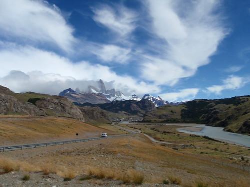 Leaving El Chalten