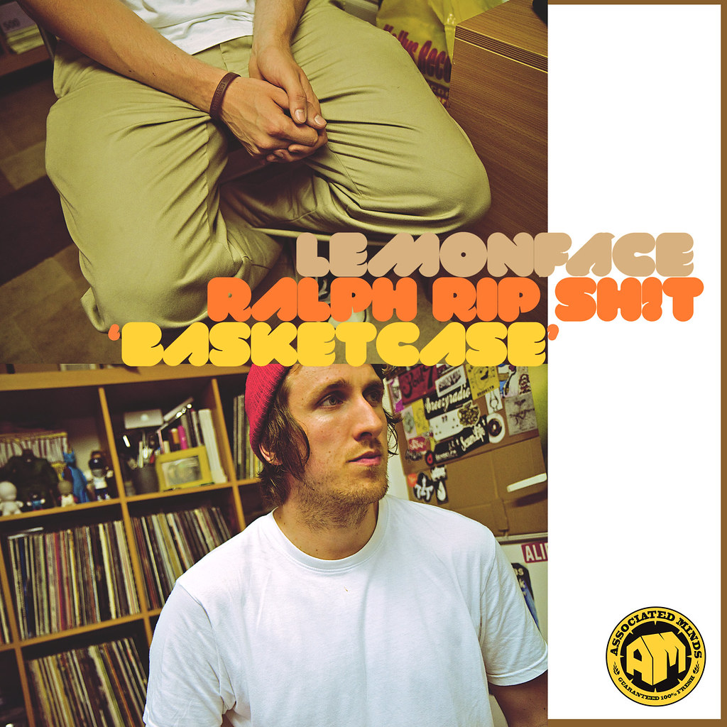 Coming Soon Part 3: Ralph Rip Shit & Lemonface - Basketcase