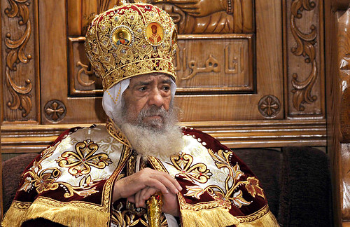 Orthodox Christian Pope Shenouda III of Egypt has died. The Coptics are the oldest oranized Christian church in the world. by Pan-African News Wire File Photos