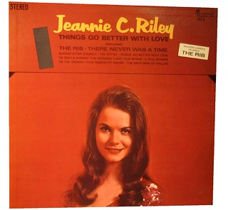 Jeannie C Riley - Things Go Better With Love