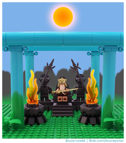LEGO Hall of the Mountain King