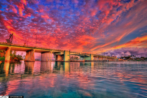 US1 Bridge Crossing Intracosatal at Jupiter Florida