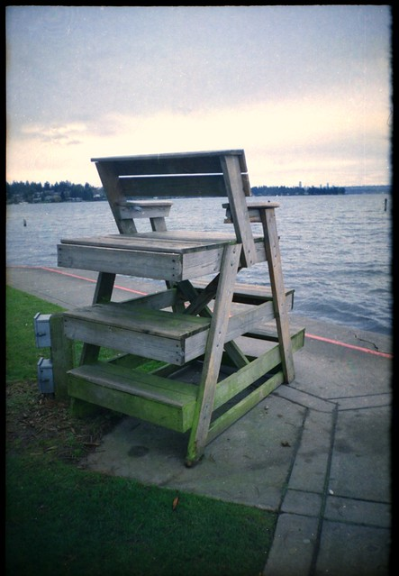 Houghton Beach Park, Kirkland WA - 11 February 2012