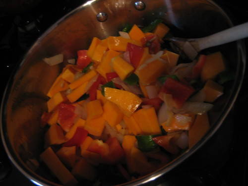 IMG_4293 Black lentil butternut curry onions peppers squash in pot