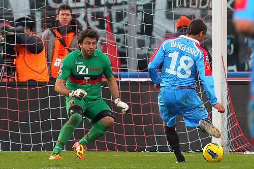 Calcio, Catania-Genoa: precedenti in serie A$