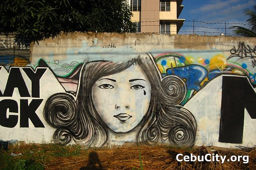 mural painting banilad cebu city