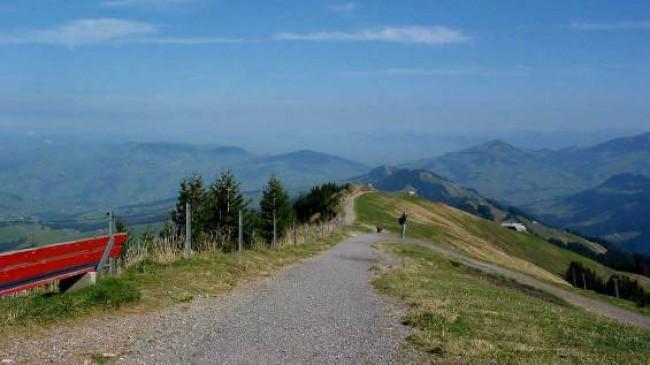 Švajčiarska panoramatická cesta