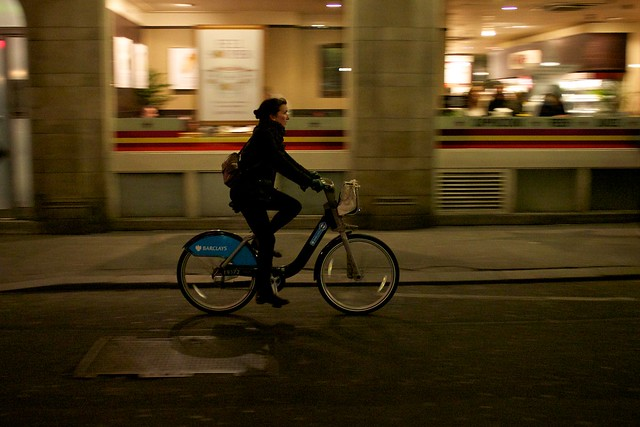 London Cyclists