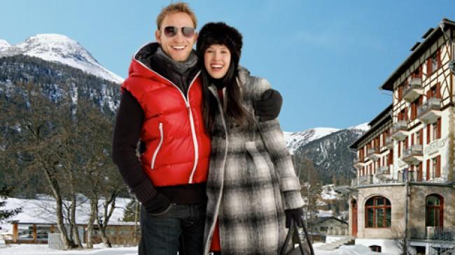Pěší turistika ve Švýcarsku