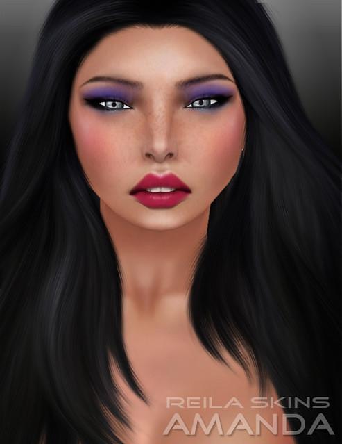 Reila Skins - Amanda Tan AD